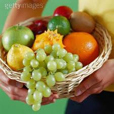 Health & Wellness Fruit Basket