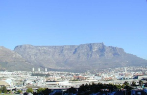Table Mountain, Cape Town, Western Cape, South Africa